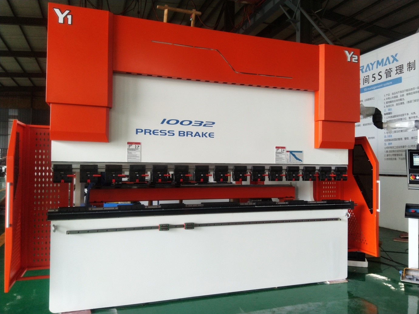 press brake bending machine-1