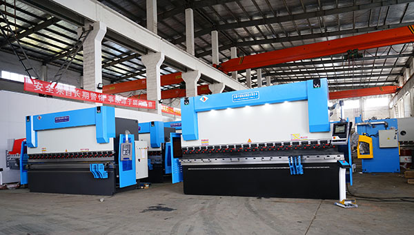 DA53T CNC Electro-hydraulic Steel Profile Bending Machines
