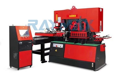 The New Product - CNC Punching Machine